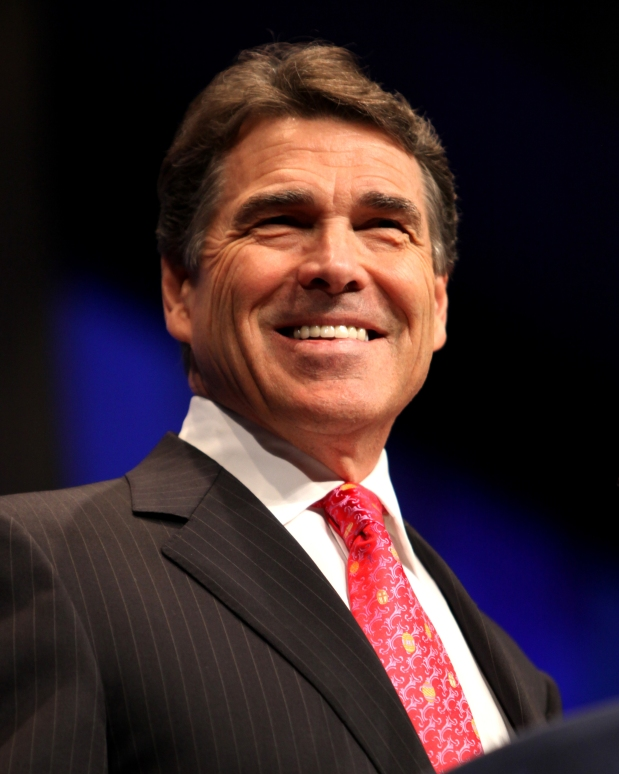Rick Perry Federal