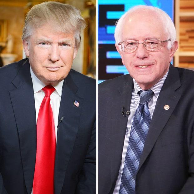 Trump & Sanders